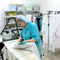 Подготовка одежды